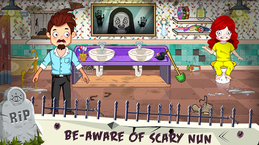 Mini Town: Horror Granny House Scary Game For Kids 2.2 screenshots 5