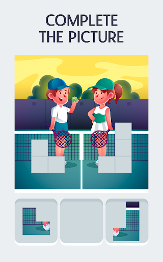 Creative Puzzles: Jigsaw Game 2.1 screenshots 17