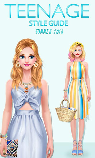 teenage style guide: summer 16 screenshot 1