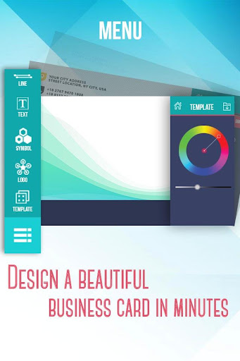 Foto do Business Card Maker & Creator