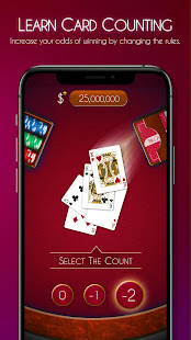 Blackjack! u2660ufe0f Free Black Jack Casino Card Game screenshots 5