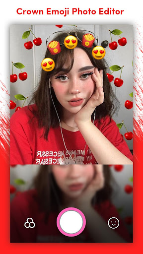 Crown Heart Emoji Photo Editor  Screenshots 7