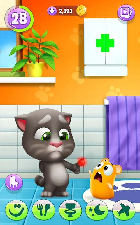 My Talking Tom 2 poster 22