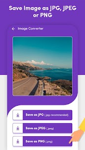 JPG/PNG Image Converter (PRO) 1.1 Apk 3