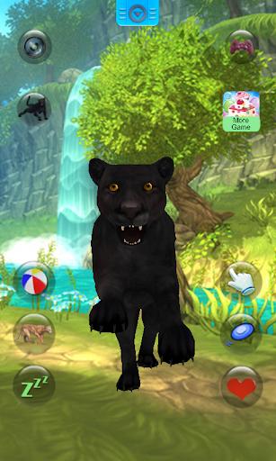 Talking Black Panther 1.2.0 screenshots 2