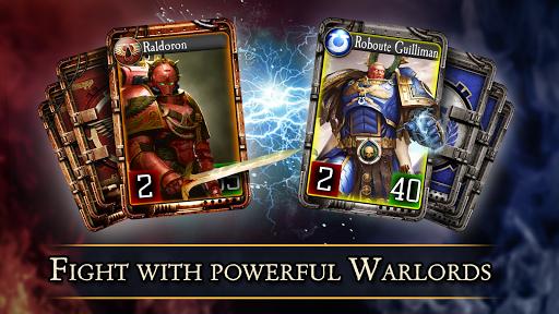 The Horus Heresy: Legions u2013 TCG card battle game 1.8.6 screenshots 3
