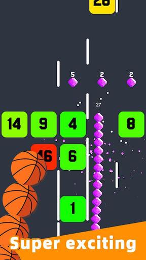 Slide And Crush - redesign snake game apktram screenshots 5