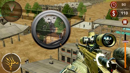 Border Army Sniper: Real army free new games 2021 1.2.1 screenshots 4