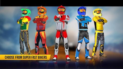 Bike Racing - 2020 Extreme Speed Free Stunts 3D screenshots 3