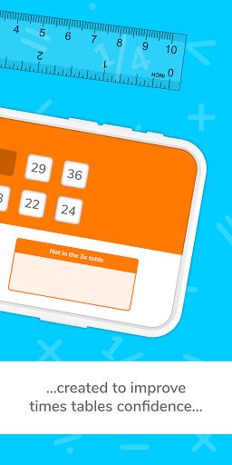 Code Triche DoodleTables: Times Tables for KS1 & KS2 (Astuce) APK MOD screenshots 2