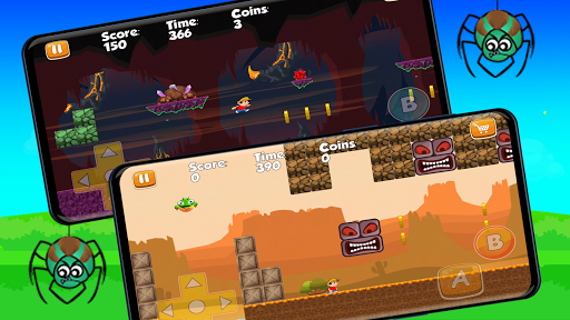 Super Bruno Adventures 4.0.3 screenshots 4