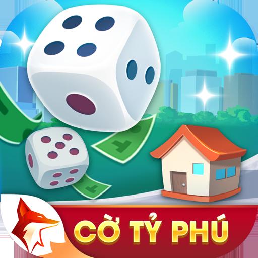 Cờ Tỷ Phú - Co Ty Phu ZingPlay - Board Game