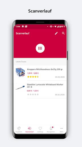 barcoo - QR Code & Barcode Scanner  screenshots 4