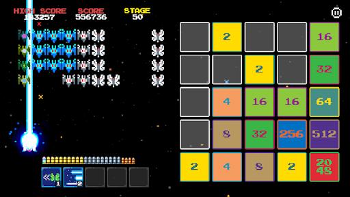 2048 INVADERS 1.0.8 screenshots 6