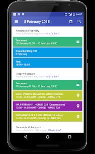 Today Calendar Pro 1.0 APK Mod Updated 3
