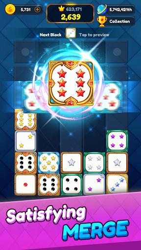 Drop Number Dice: Merge Puzzle 2048  screenshots 2