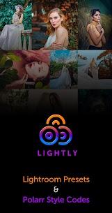 Lightly – Lightroom Presets & Polarr Filters Mod Apk v2.0.2 1