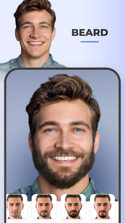 FaceApp - Face Editor, Makeover & Beauty App  poster 4