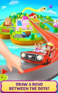 Tiny Roads - Vehicle Puzzles