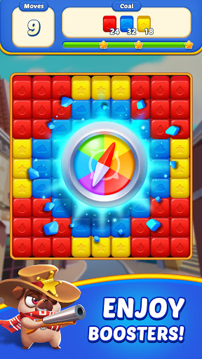 Cube Blast Adventure apktreat screenshots 1