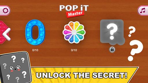 Pop it Master - antistress toys calm games  screenshots 18