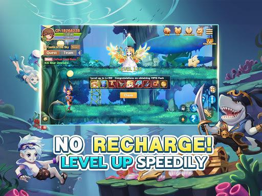 Rainbow Story: Fantasy MMORPG 1.2.8.43 screenshots 11
