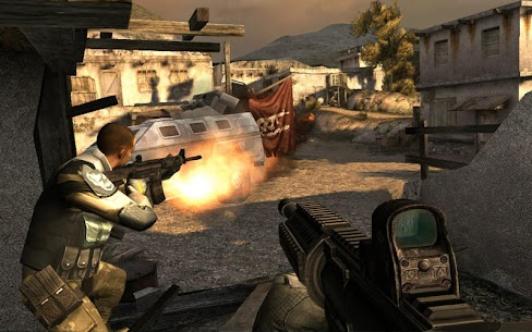 Download Modern Combat 3: Fallen Nation Modern Combat 3 Android + data 2