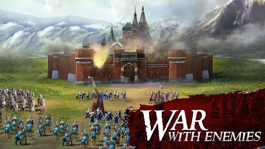 March of Empires: War of Lords – MMO Strategy Game 5.5.0e Apk 1