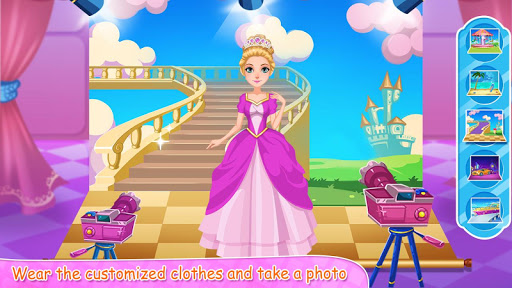 ud83dudc78u2702ufe0fRoyal Tailor Shop 3 - Princess Clothing Shop  screenshots 6