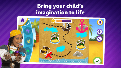 Télécharger Gratuit BBC CBeebies Get Creative - Build, paint and play! apk mod screenshots 4