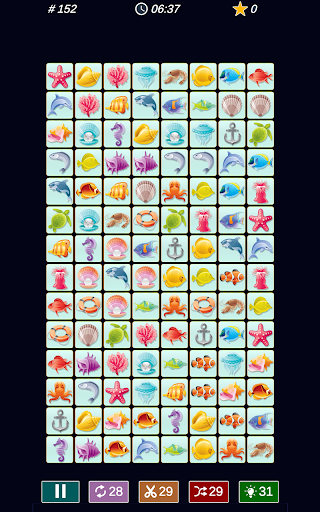 Tile Connect - Onet New Classic Link Puzzle Game 18 screenshots 4