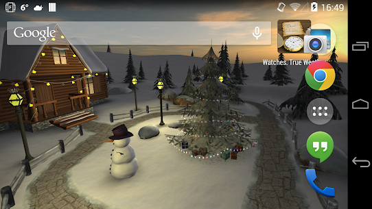 Winter 3D True Weather v6.04 [Patched] 1