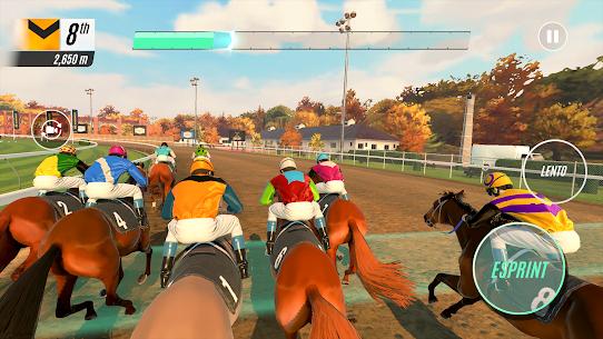 Rival Stars Horse Racing APK MOD HACKEADO (Dinero Ilimitado) 2