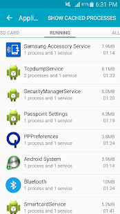 Samsung Accessory Service Screenshot