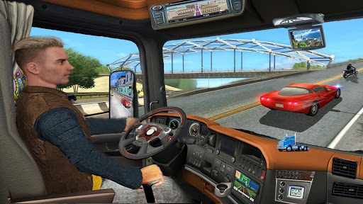 In Truck Driving New Games 2021 - Simulation Games 1.2.2 screenshots 1