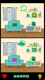 Find the 5 Difference 999+ levels 1.1.12 screenshots 1