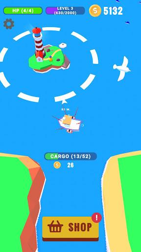 Download Fish idle: hooked tycoon 2.8 screenshots 1