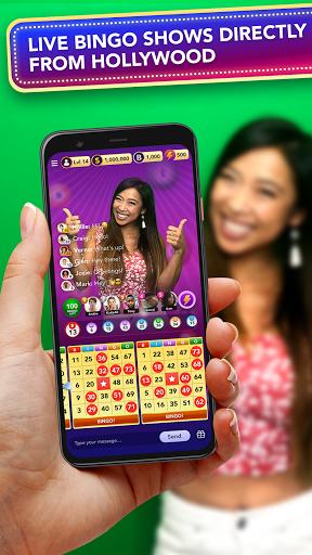 Bingo: Live Play Bingo game with real video hosts 1.5.5 screenshots 2