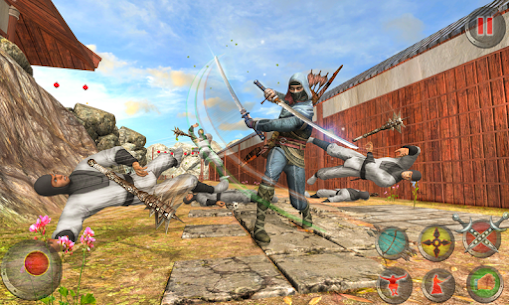Ultimate Ninja Blazing Samurai Assassin Superhero Hack Online (Android iOS) 5