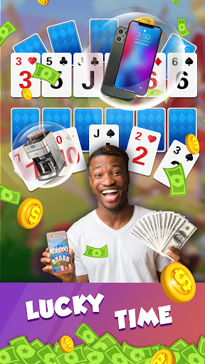 Lucky Solitaire modavailable screenshots 3
