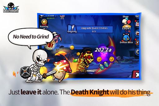 IDLE Death Knight - AFK RPG, idle games  screenshots 5