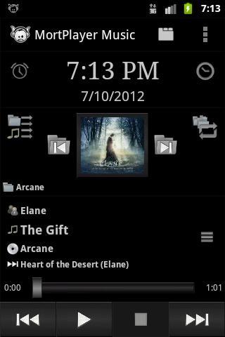 MortPlayer Music  screenshots 3