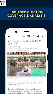 The Hindu: India's Most Trusted English News: Live (MOD APK, Subscribed) v5.1 1