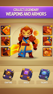 Nonstop Knight 2 MOD APK (Unlimited Gems) 3