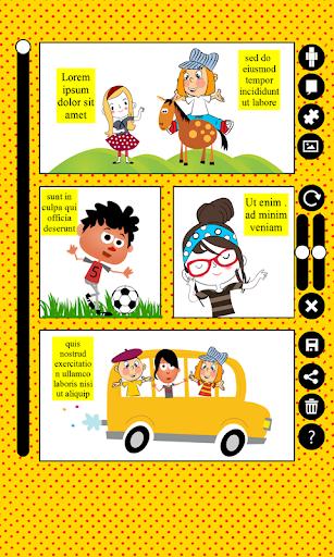 Comic Page Creator 4.3.0 Screenshots 2