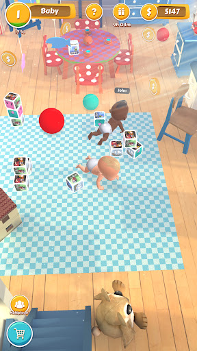My Baby Room (Virtual Baby)  screenshots 1