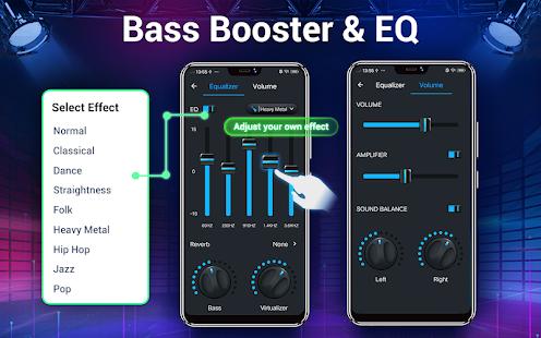 Music Player - Bass Booster & Free Music 2.6.0 Screenshots 13