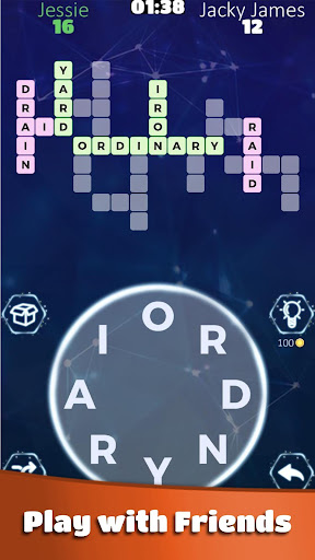 word wars - pvp crossword game screenshot 1