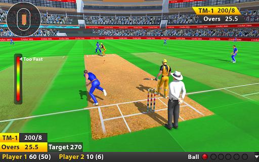 Indian Cricket League Game - T20 Cricket 2020 4 screenshots 7