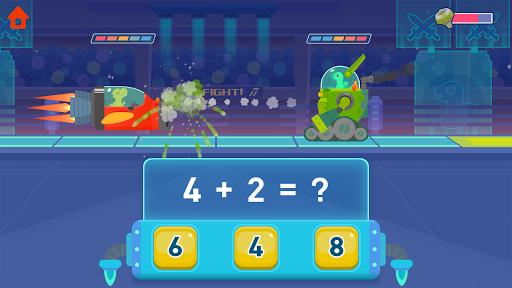 Dinosaur Math - Math Learning Games for kids apktram screenshots 3